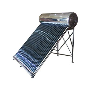 Saulės kolektoriai karštam vandeniui ruošti